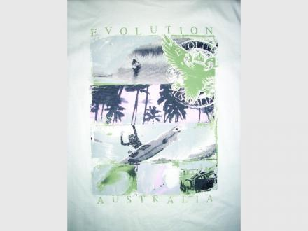 Evolution Screenprinting & Design