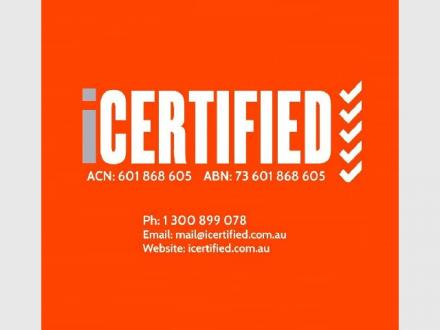 iCERTIFIED - Sunshine Coast