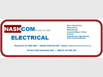 Nashcom Electrical