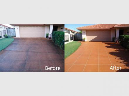 Pressure Cleaning North Brisbane