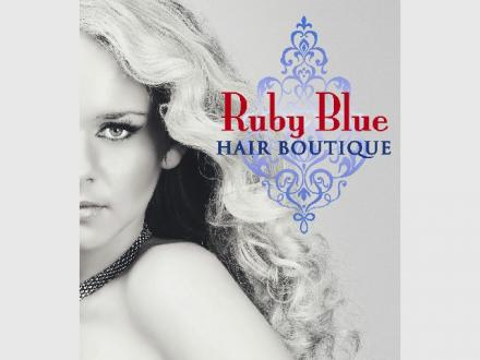 Ruby Blue Hair Boutique