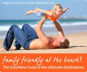 Family Beach banner