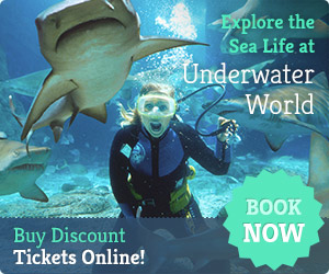 Book Underwater World Tickets