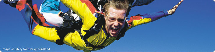 Skydiving, Helicopter Tours & Flying Adventures