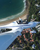 Gliding Sunshine Coast Flight