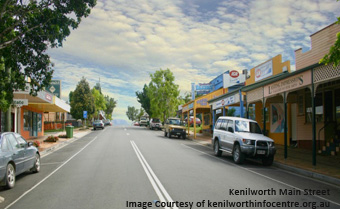 Kenilworth main street