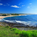 Moffat Beach - Picture Tour