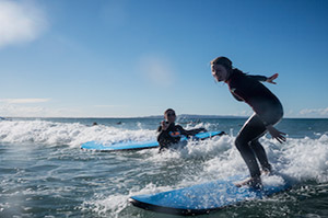 Learn to Surf in Noosa